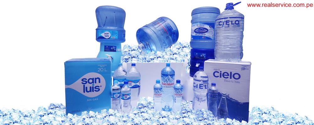 Real service peru delivery bidones de agua mineral san for Bidones para agua