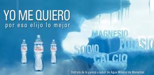 Lee más sobre el artículo Agua mineral de Manantial San Mateo