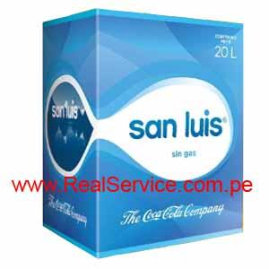 Lee más sobre el artículo Distribuidor de caja de agua San Luis 20 lt. con caño