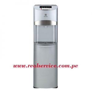 Dispensador electrico con BIDON 20 litros ESCONDIDO, Agua caliente, fria y ambienta