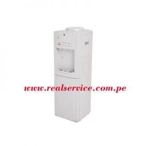Dispensador pedestal electrico GE de 3 caños GXCF04PFB4