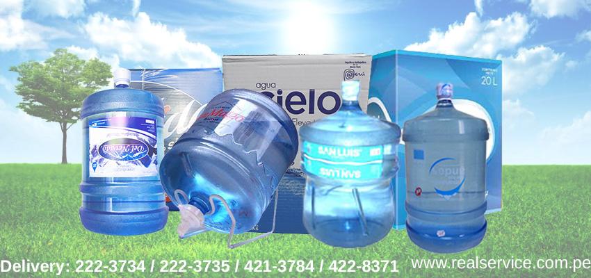 En este momento estás viendo Distribuidor de Bidones de agua Mineral