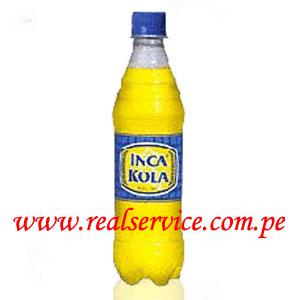 gaseosa Inca Kola 410 ml descartable